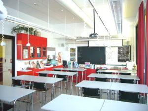 učionica u Finskoj
