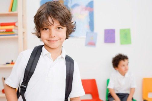 prvi dan u skoli